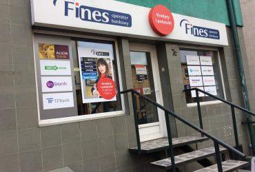 Fines Operator Bankowy Koło kredyty pożyczki