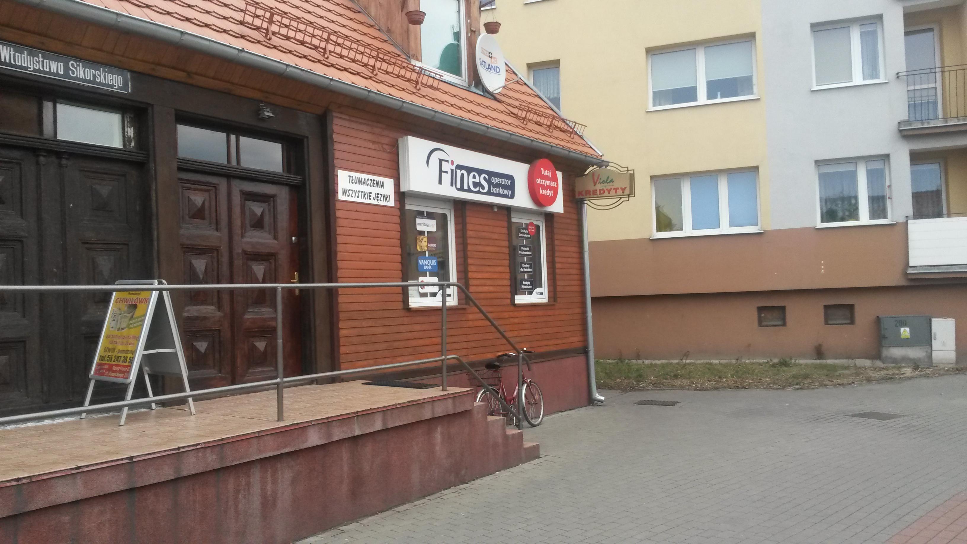 Fines Nowy Dwór Gdański