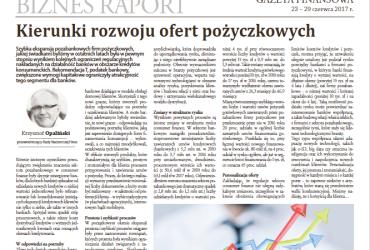 Gazeta Finansowa - Krzysztof Opaliński