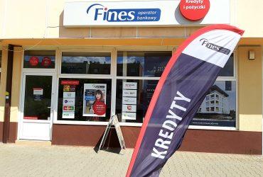 Fines Operator Bankowy Gliwice kredyty pożyczki