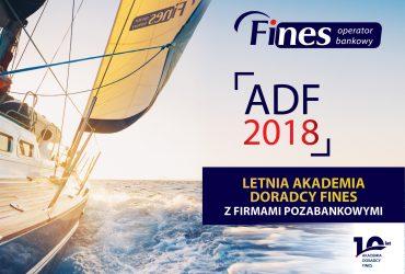 VI Letnia Akademia Doradcy Fines