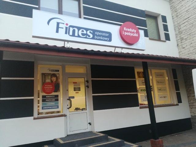 Fines Piaski