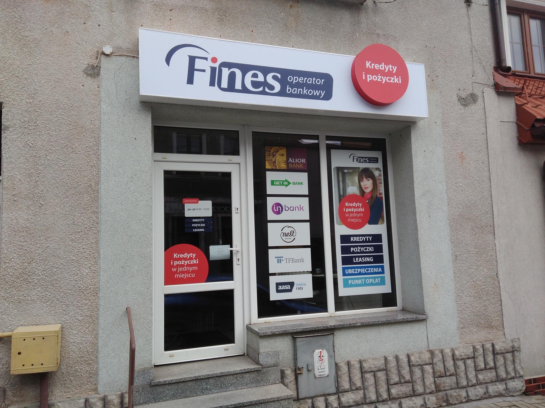 Fines Działdowo