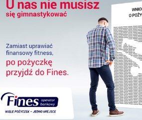 Ruszyła Ikampania reklamowa Fines