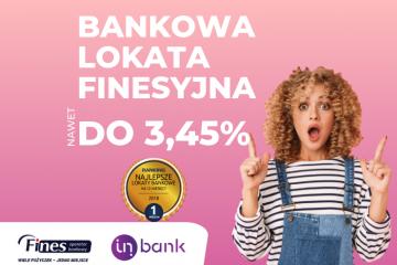 najlepsza bankowa lokata finesyjna