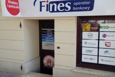 Fines Operator Bankowy Wadowice kredyty pozyczki